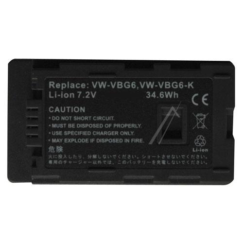 Bateri per kamere Panasonic VW-VBG6 / VW-VBG6K