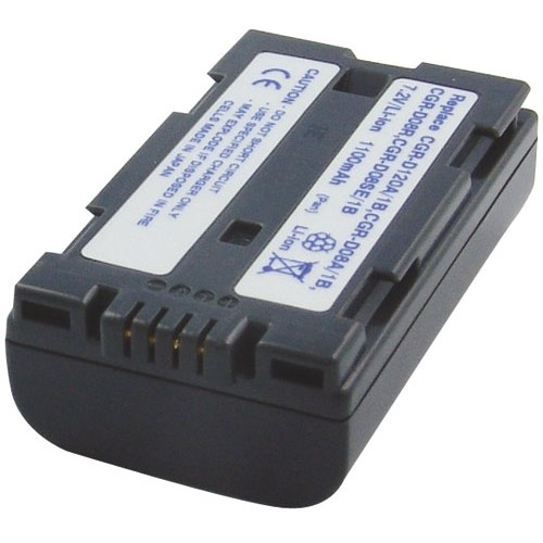 Bateri per kamere Panasonic CGR-D120 dhe D08S