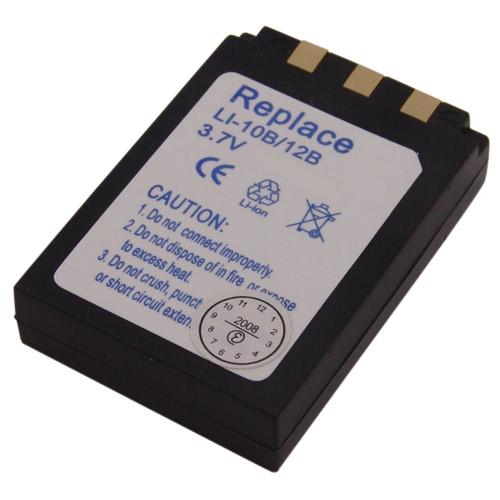 Bateri per kamere Olympus LI-10B / LI-12B