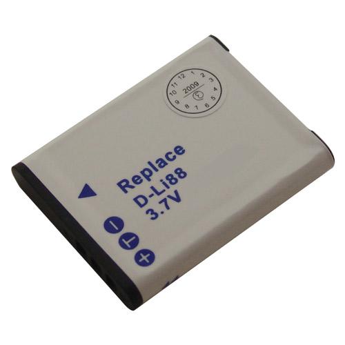 Bateri fotoaparati per Pentax 3.7V-740mAh