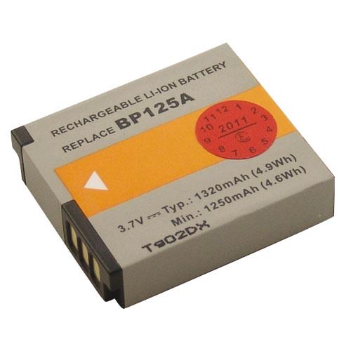 Bateri per kamere Samsung BP125A