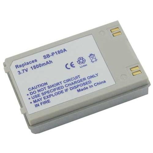 Bateri per kamere SAMSUNG SB-P180A