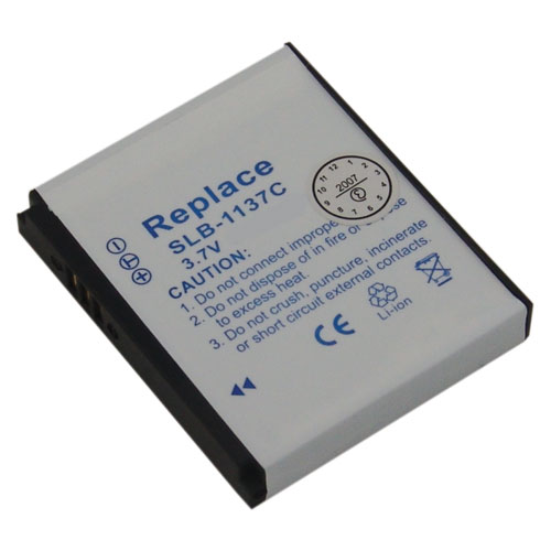 Bateri per fotoaparat Samsung SLB-1137C