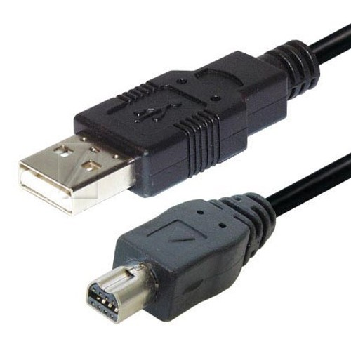 Kabell USB / MINI Olympus 8PIN 3.0M
