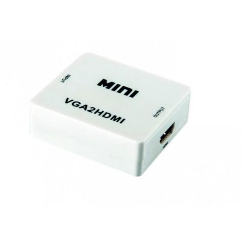 Konvertues prej VGA ne HDMI
