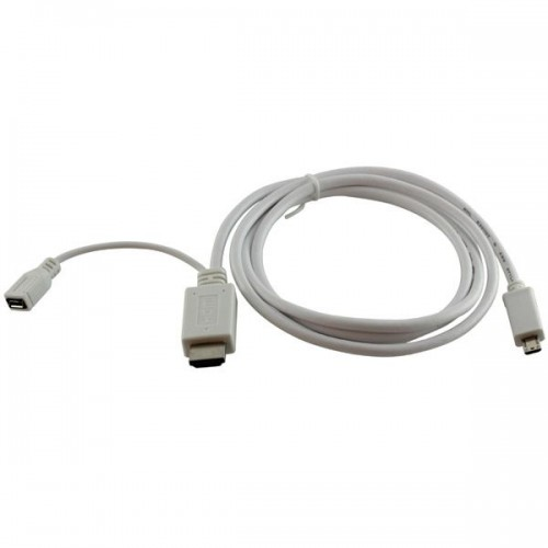 Kabëll MHL-HDMI në HDMI për SAMSUNG GALAXY S3, GALAXY NOTE 2